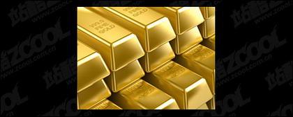 金の地金の画像品質の素材-3