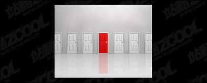 ประตูคุณภาพรูปภาพวัสดุ-2