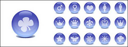 Round crystal ball
