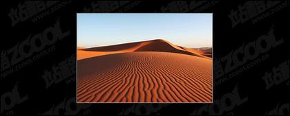 砂漠の写真素材