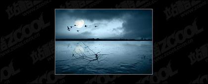 झील की रात
