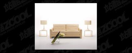 Material de imagen simple mobiliario boutique