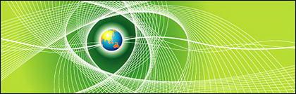 Земля векторного материала-1