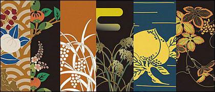 Vecteur série picturale traditionnelle 5-Melons.