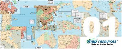 la carte des ressources -1