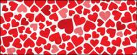 Сердце образный справочных материалов вектор