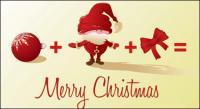 Санта Клаус вектор