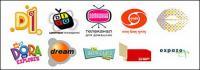 Лучшее СМИ векторный логотип материала -2