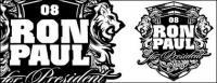 Векторный логотип Лев