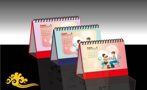 Calendar Design Zip : 키워드 데스크 캘린더 일정 벡터 소재 계획 디자인 효과 free download