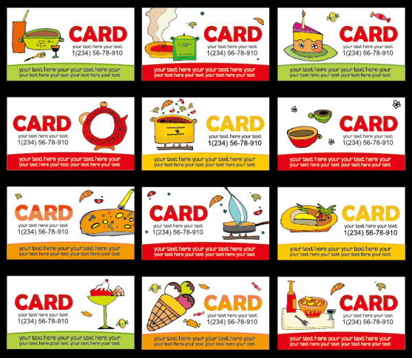 Keywords Card Card Pizza Cooking Food Drink Diet Ice Cream