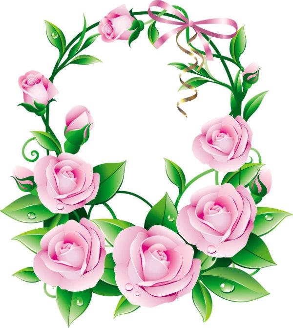 Palabras clave: flores hermosas, frescas, flores, encajes ...
