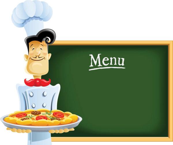 Palabras clave dibujos animados cocinero de la imagen for Material para chef