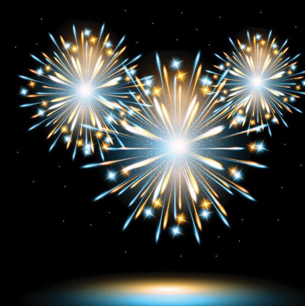 Palabras Clave Brillante Starlight Fuegos Artificiales Efectos