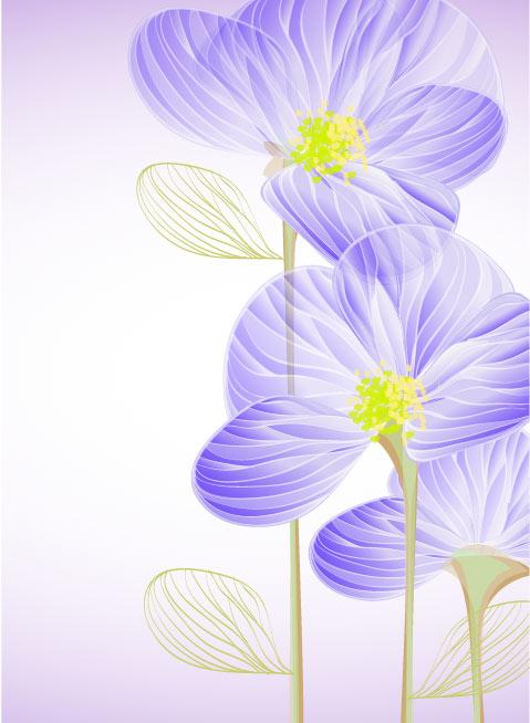 Palabras clave hermosas flores p talos ramos vector de material free download - Ramos de flores hermosas ...